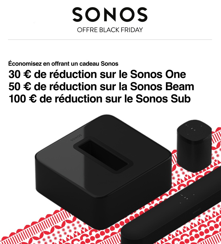 Sonos Black Friday-1