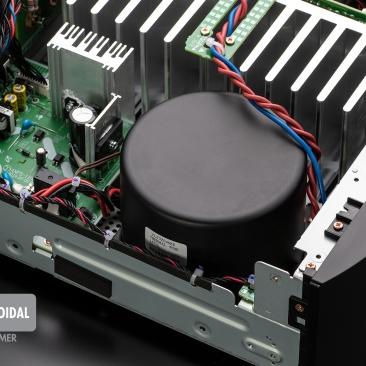 Transformateur thorique pour le PM700N